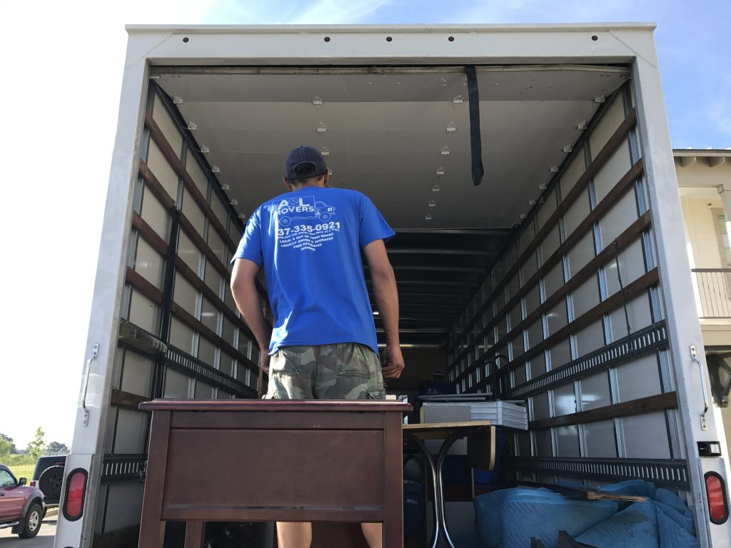 Hire Professional Lafayette Local Movers Today!