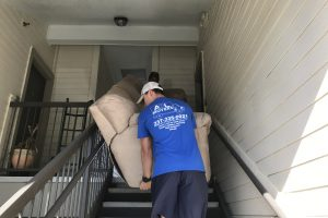 Lafayette Apartment Moving